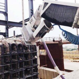 تخریب بتن با واترجت صنعتی