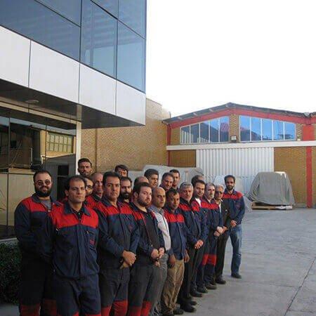ارائه تجهیزات نظافت صنعتی و واترجت صنعتی به صنایع