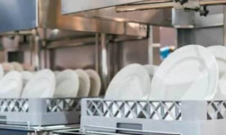 شستشوی ظروف هتل و رستوران با التراسونیک