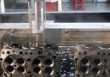 شستشوی قطعات صنعتی با التراسونیک