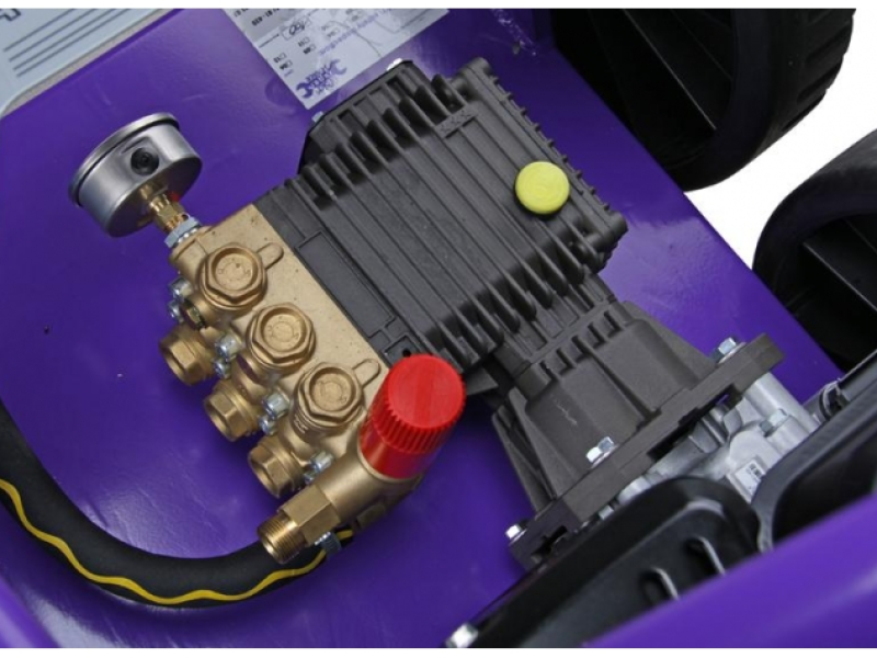 پمپ پلانجری واترجت g333 تولید از مواد و قطعات با مقاومت بالا و ضد خوردگی
