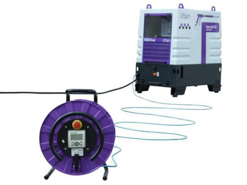 نگهدارنده شیلنگ فشار قوی دستگاه واترجت g584