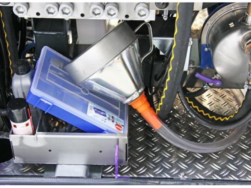 تجهیزات داخلی واترجت g369 تولید شده از قطعات با کیفیت