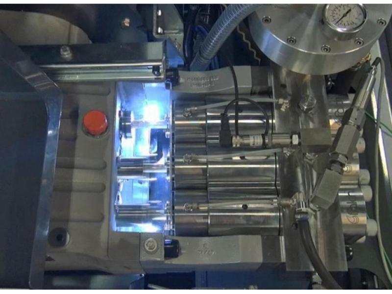 امکانات پیشرفته و کاربردی در نظر گرفته شده برای عملکرد بهینه واترجت g574