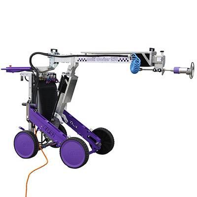 ربات نیمه خودکار multi-worker