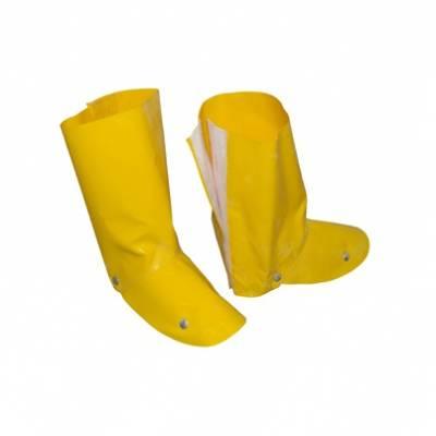 روکش ایمنی برای پوتین ایمنی   - foot protection