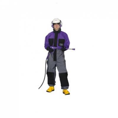 لباس محافظ یکپارچه  - protective suit with kneepad