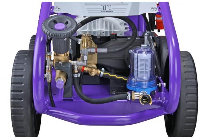 فیلتر آب دستگاه واترجت g332 برای جلوگیری از ورود ناخالصی و رسوب به داخل پمپ