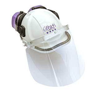 کلاه ایمنی واترجت صنعتی  - helmet - z019