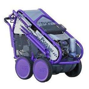 واترجت صنعتی g365  - high-pressure-washer-g365 - wheel jet 18P | 500-18P