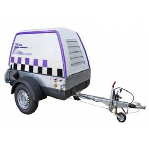 واترجت صنعتی g516  - high-pressure-washer-g516 - trail jet 30D | 500-30D