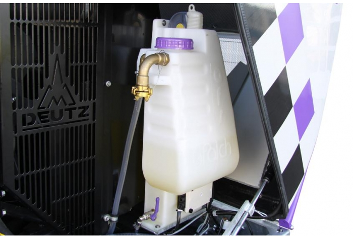 سامانه ضد یخ دستگاه واتر جت g555 برای تضمین عملکرد دستگاه شوینده فوق فشار قوی