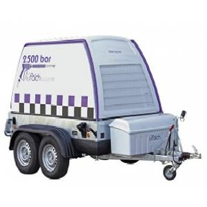 واترجت صنعتی g555  - high-pressure-washer-g555 - trail jet 125D | 1000-65D