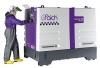 نمای جانبی و بیرونی دستگاه شوینده فشار قوی g369
