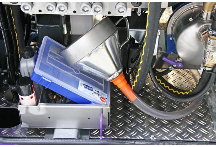 تجهیزات داخلی واترجت g359