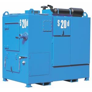 مکنده صنعتی مرکزی-S20D  - Industrial Central Vacuum Cleaner-S20D - S20D