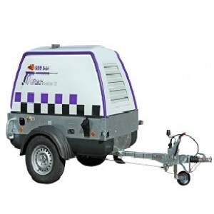 واترجت صنعتی g577  - high-pressure-washer-g577 - trail jet 15D | 300-24D