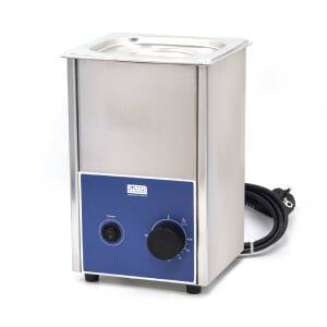 دستگاه شستشوی التراسونیک 1.5 لیتر - 60 وات  - ultrasonic cleaner-P101B -  1.5 لیتر - 60 وات
