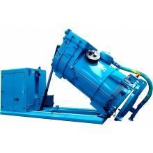 مکنده کامیونی Industrial Trailer And Truck Vacuum Cleaner