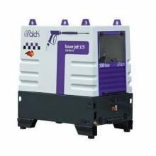 واترجت صنعتی آب گرم Hot High Pressure Cleaner
