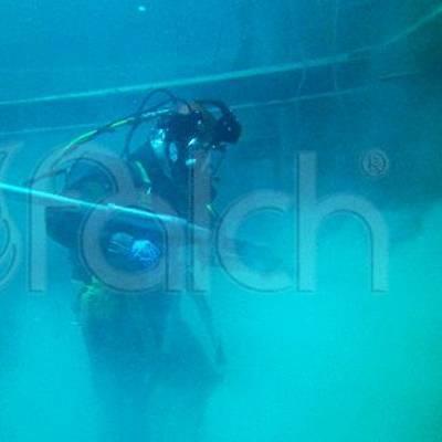 شستشو زیر آب