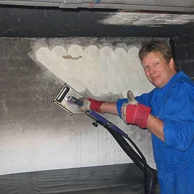 شستشوی نمای ساختمان  - building facade cleaning
