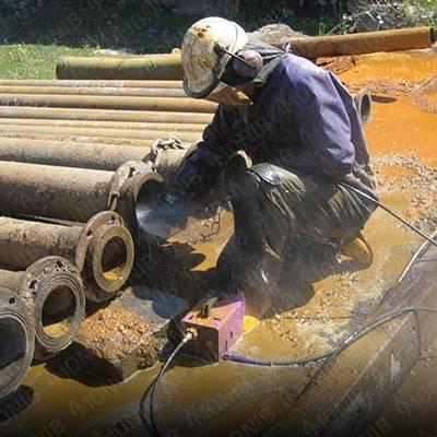 شستشوی لوله و مخزن  - Wash tubes and reservoirs