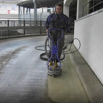 شستشوی دیواره و کف  - Wash the walls and the floor